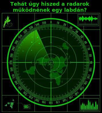 az igazság a radarok működéséről lapos földön gömbölyű földön