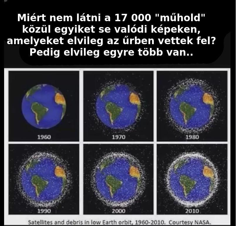 Mi az igazság a műholdakról
