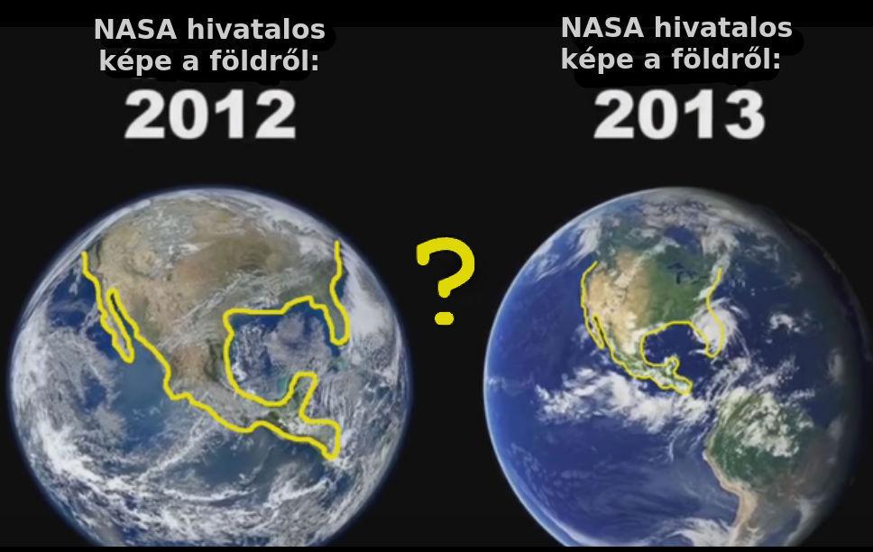 A föld valódi alakja?