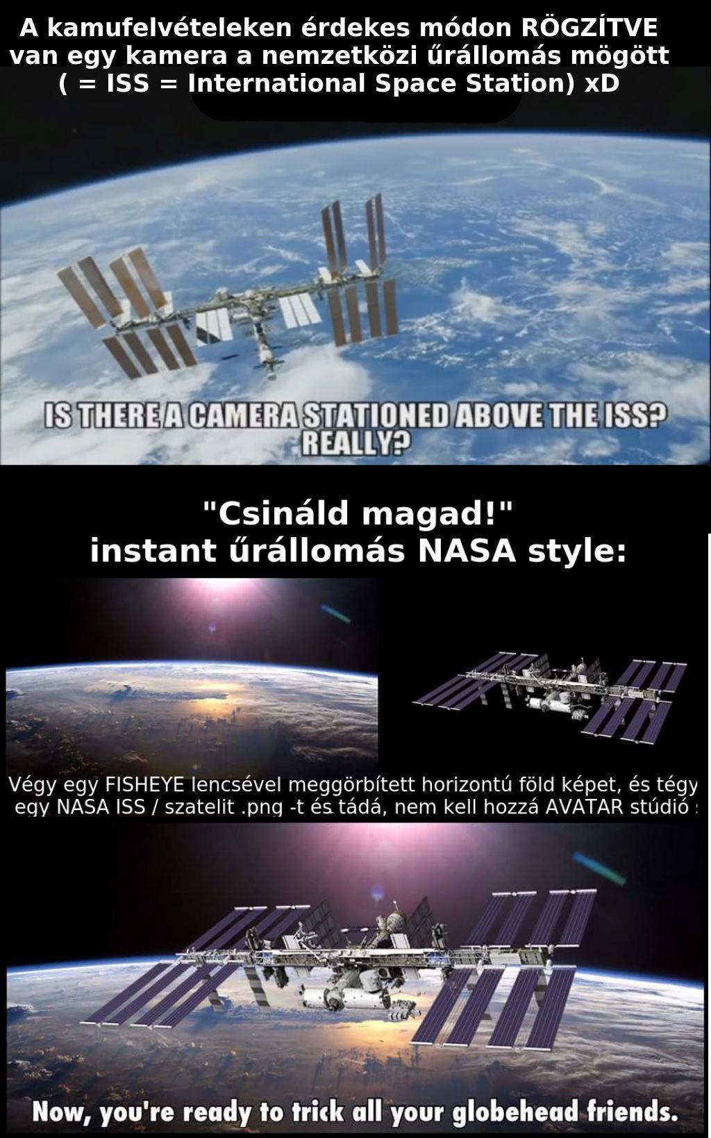 Mi az igazság a NASA-ról, az űrállomásról?