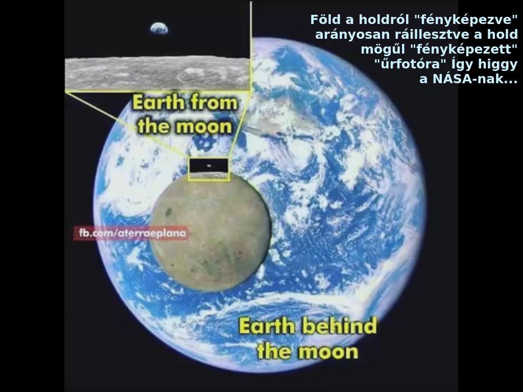 Az igazság a holdról!