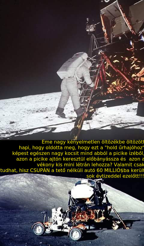 Mi az igazság, holdraszállás hazugság bizonytékok