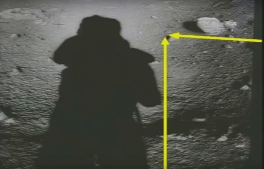 Igazi holdraszállási eredeti felvételek