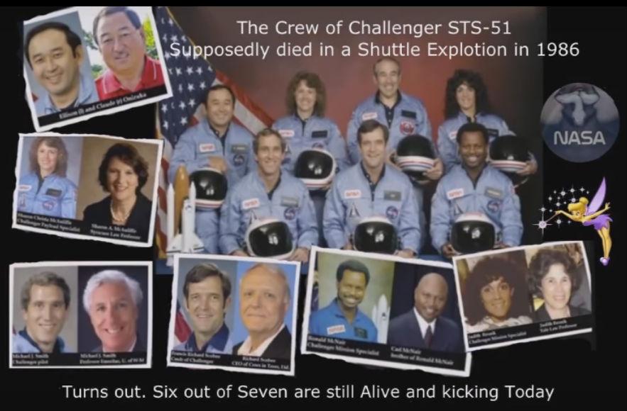 Mi az igazság a challenger űrhajóról űrrepülésről?