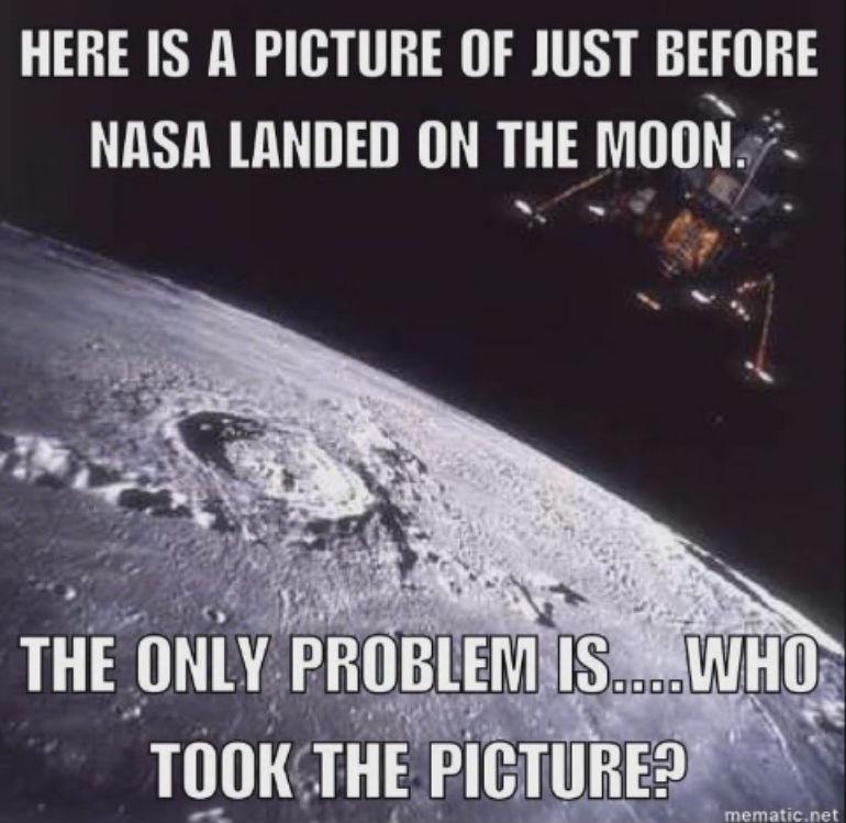 Mi az igazság a holdra utazásról?