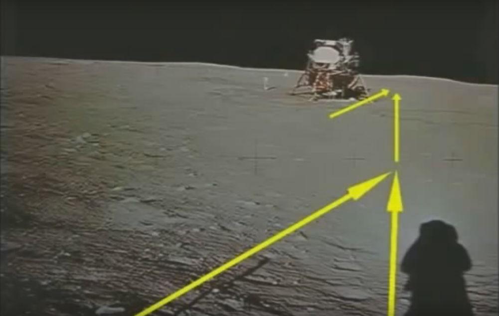 Valódi holdraszállás eredeti felvételei