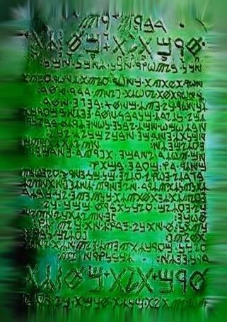 az igazság atlantiszi thot toth thoth smaragtáblái smaragtáblák